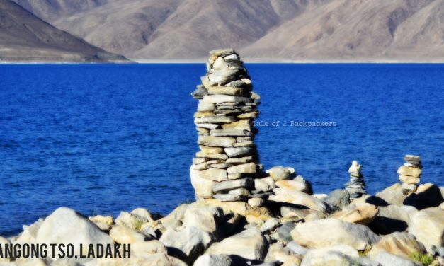 PANGONG BLUES