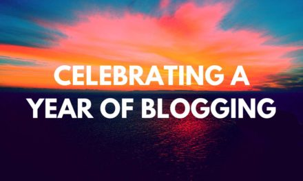 Celebrating a year of blogging – Tale of 2 Backpackers
