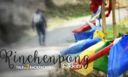 Roaming at Rinchenpong