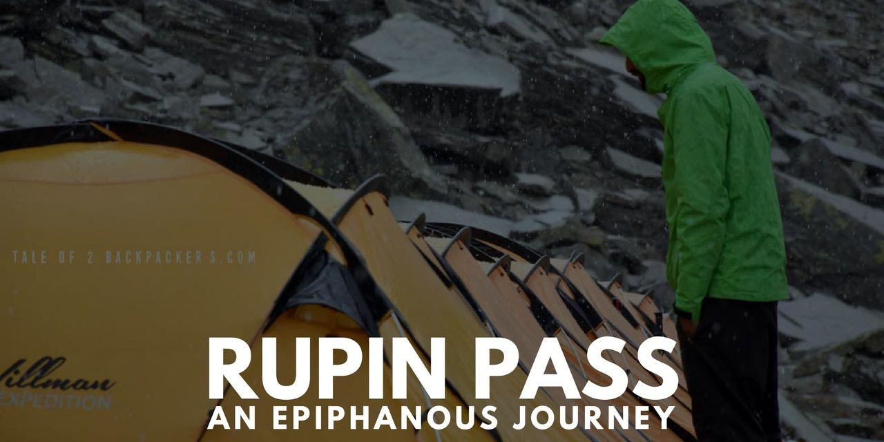 Rupin Pass – an epiphanous journey