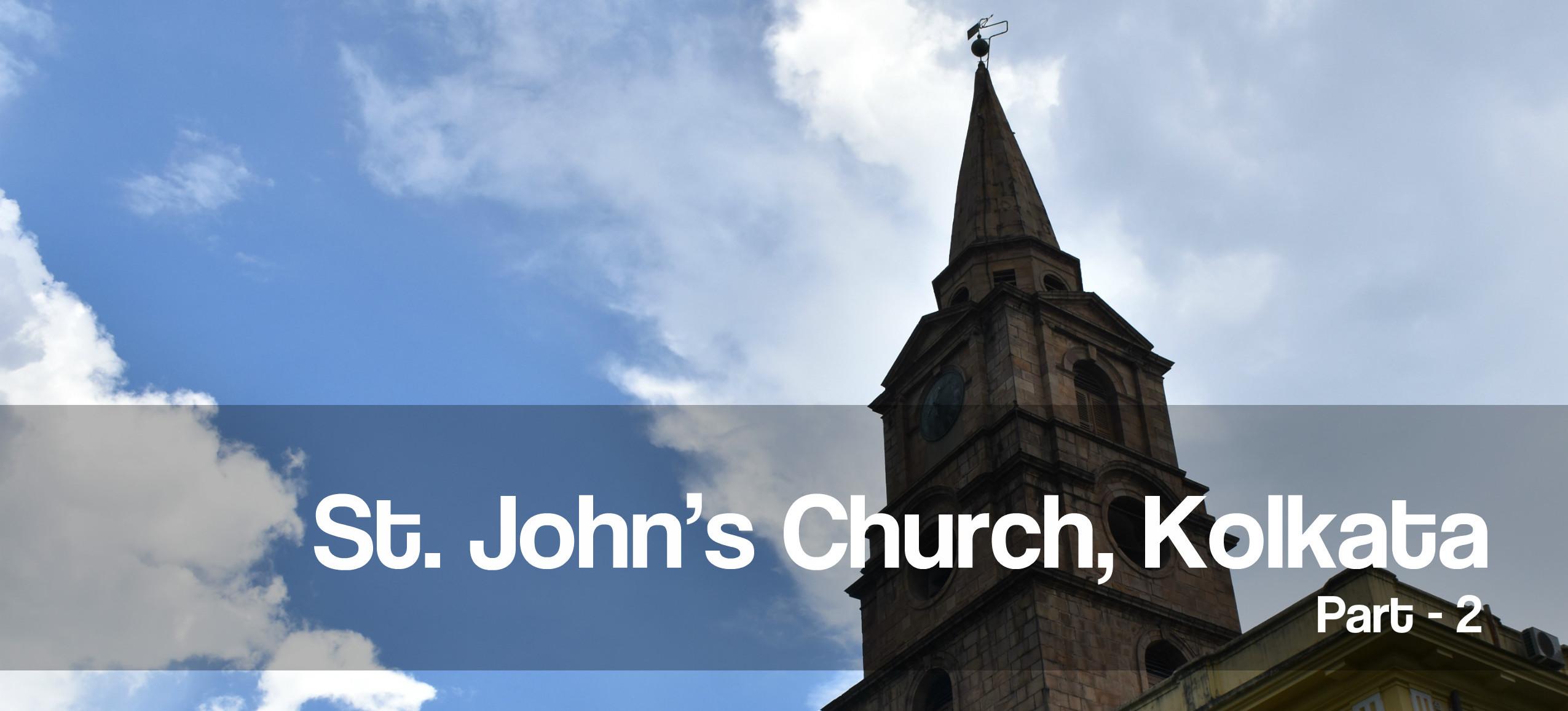 St. John's Church Kolkata