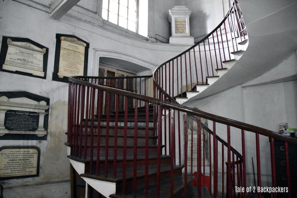 St John's Church Kolkata