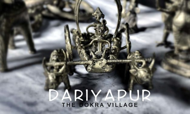 A visit to Dariyapur – the Dokra village