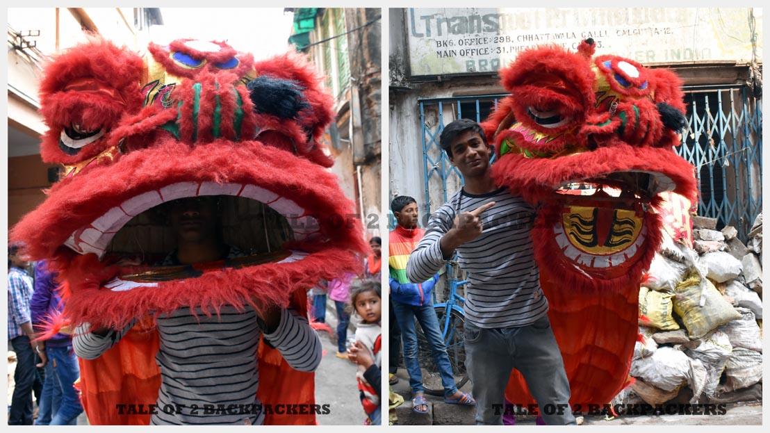Chinese New Year Kolkata