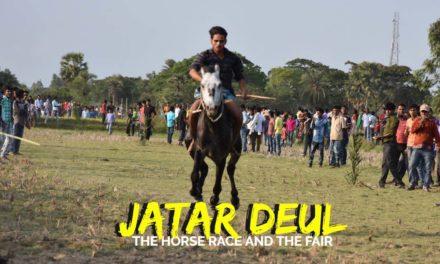 Jatar Deul, the Horse Race and the Fair