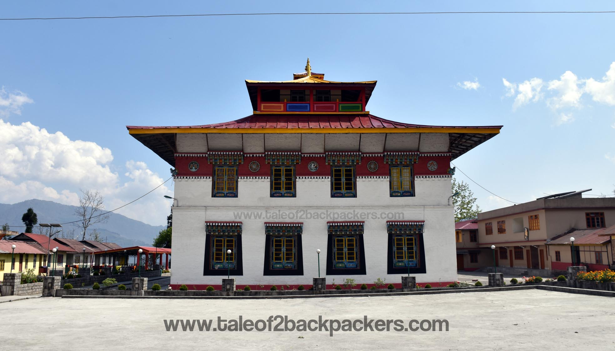 Monasteries of Sikkim