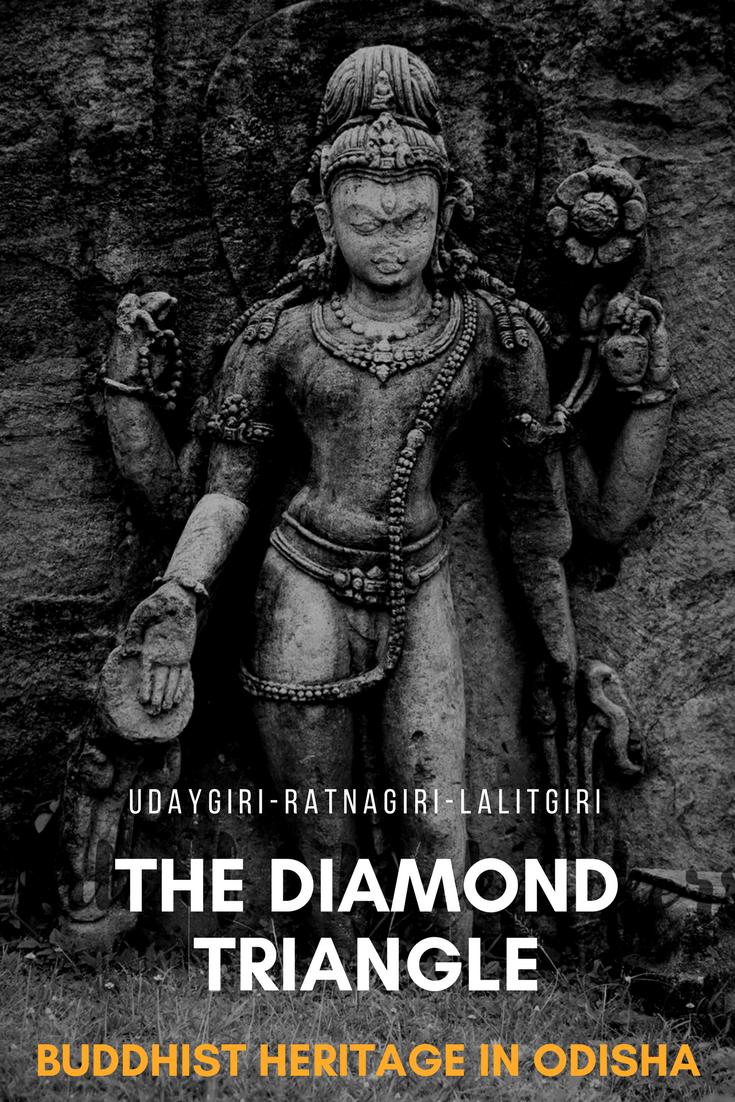 The Diamond Triangle, Odisha