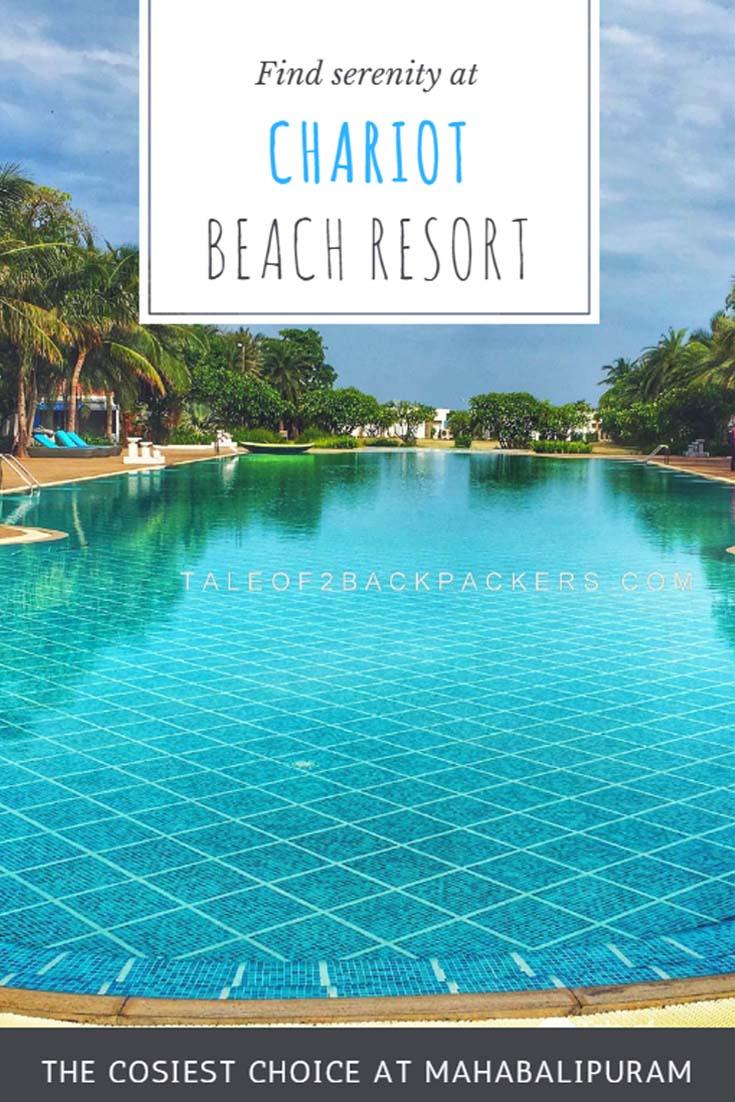 Chariot Beach Resort Mahabalipuram