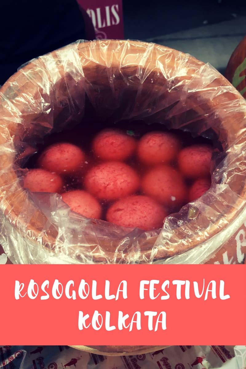 Rosogolla Festival, Kolkata