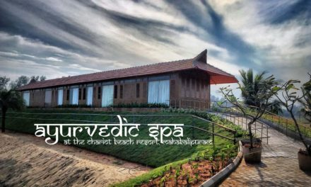 Ayurvedic Spa at the Chariot Beach Resort, Mahabalipuram