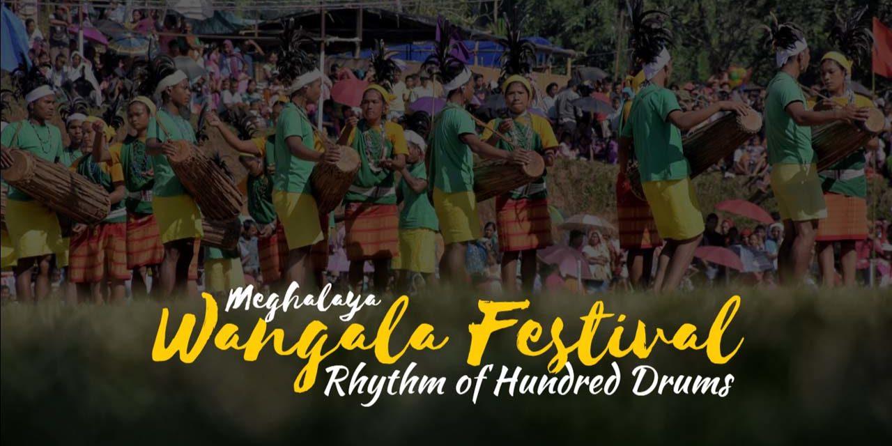 Rhythm of Hundred Drums – Wangala Festival