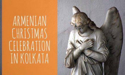Armenian Christmas Celebration in Kolkata