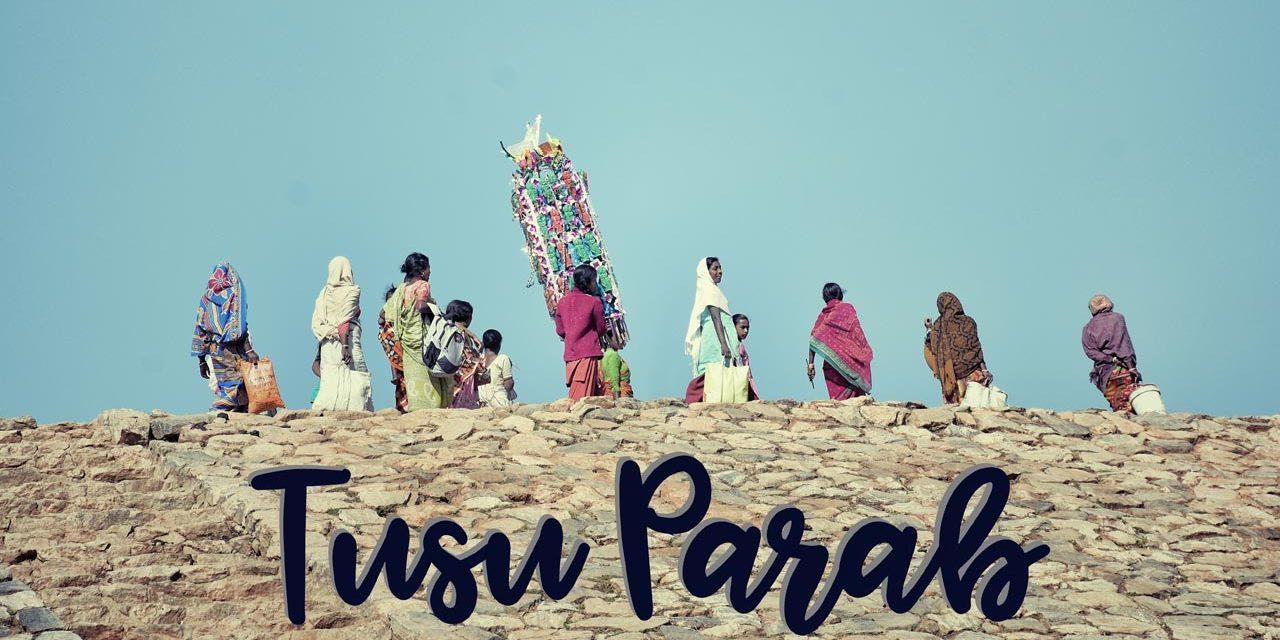 Tusu Festival at Purulia