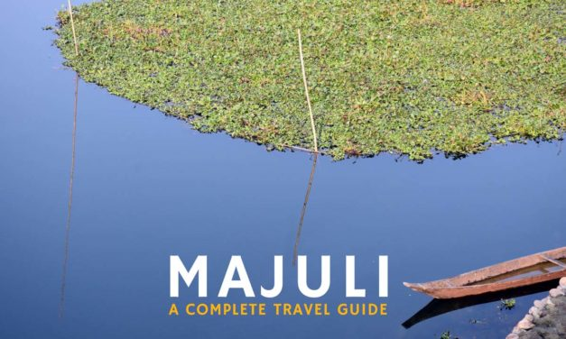 Majuli – A complete travel guide