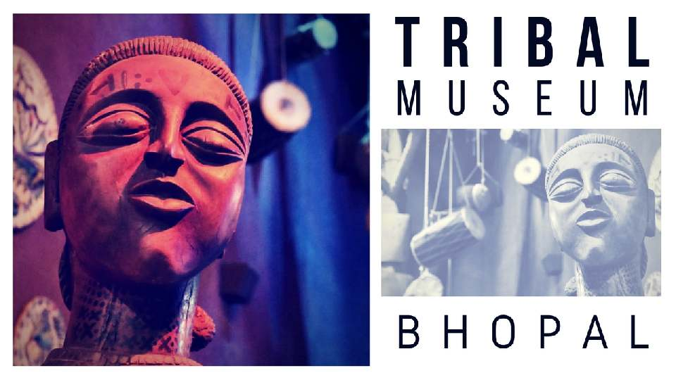 Inside Bhopal Tribal Museum : Preserving the Cultural Heritage