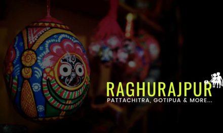 Raghurajpur, Odisha – a saga of Pattachitra, Gotipua and more