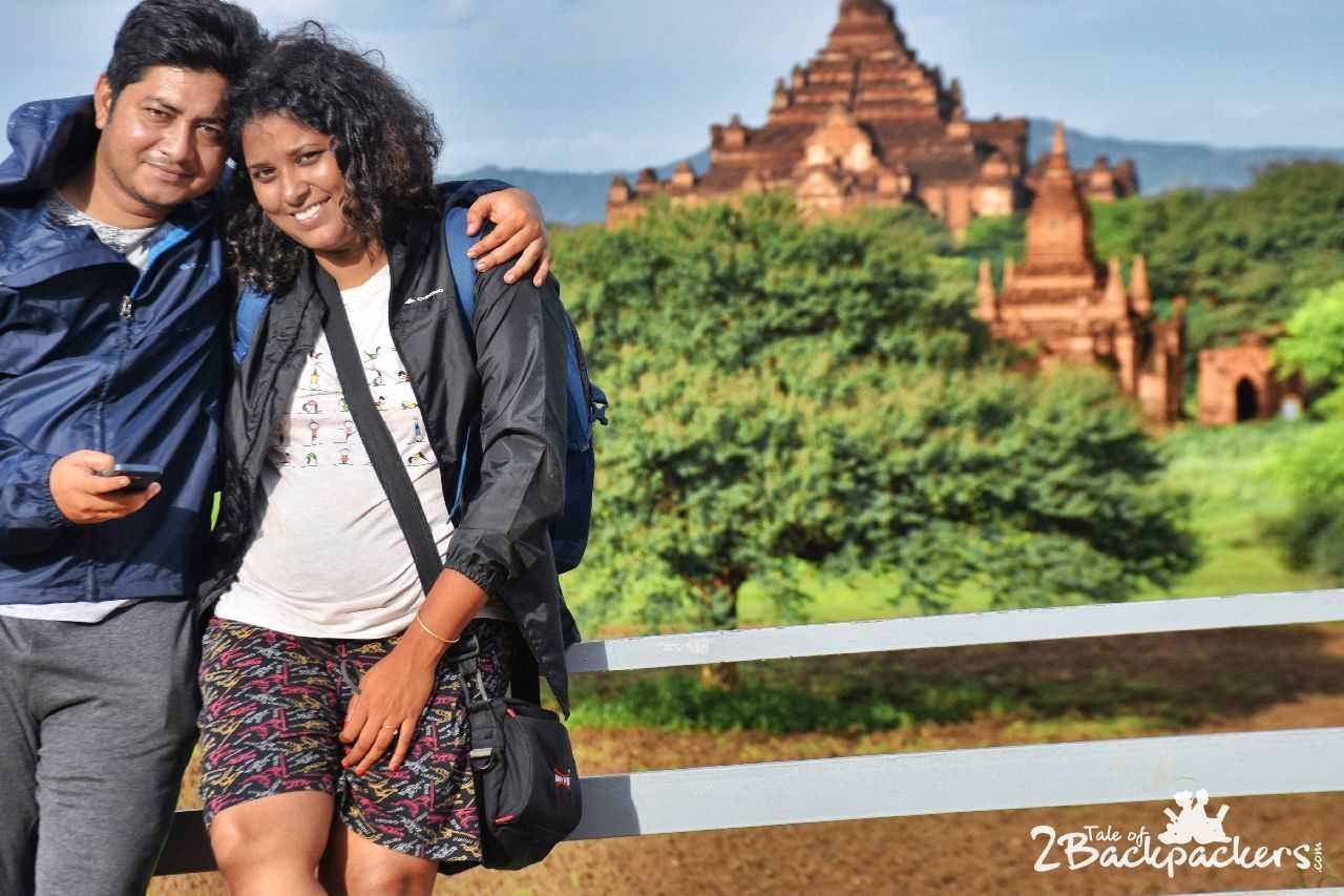 Bagan travel blog