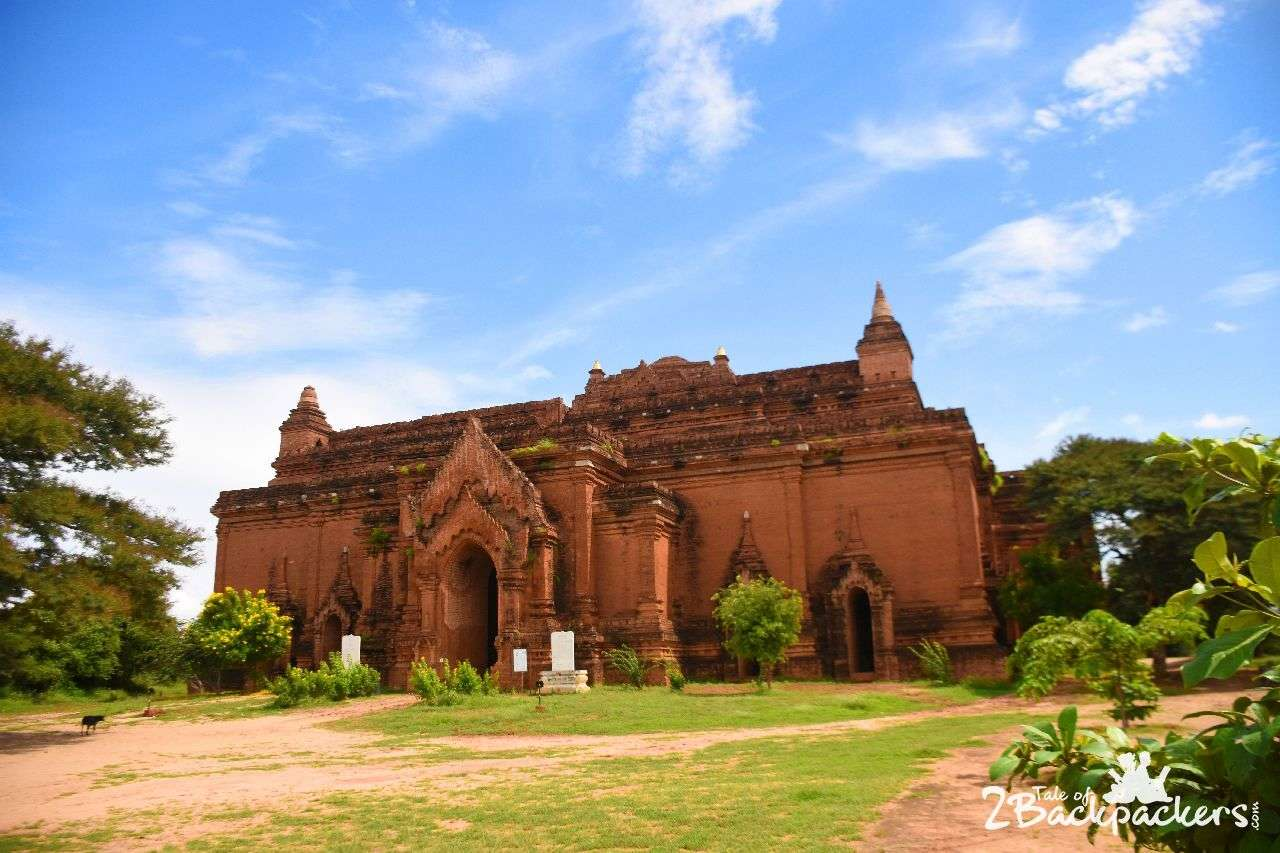 Heritage Sites of Bagan Myanmar