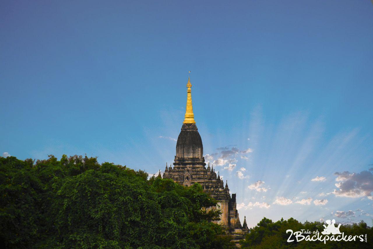 Temples of Bagan Myanmar